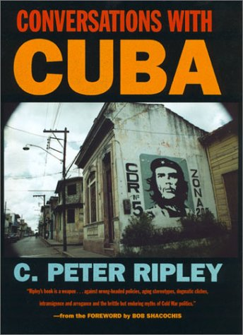 Conversations with Cuba 9780820323022