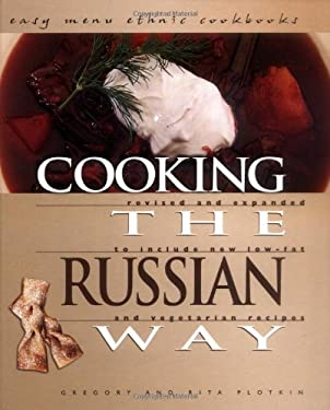 Cooking the Russian Way 9780822541202
