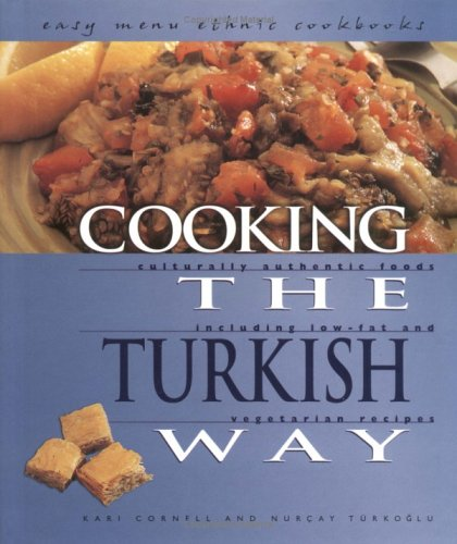 Cooking the Turkish Way 9780822541233