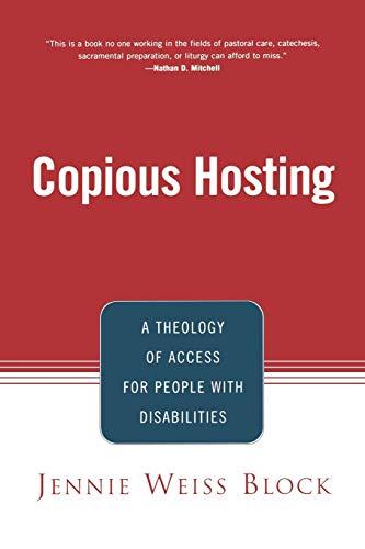 Copious Hosting 9780826413499