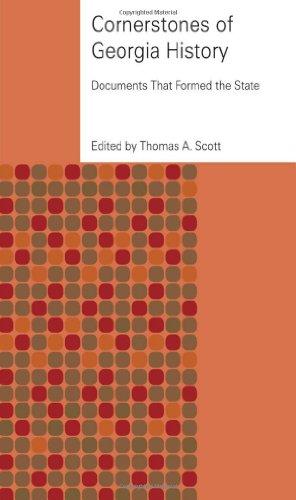 Cornerstones of Georgia History 9780820317434