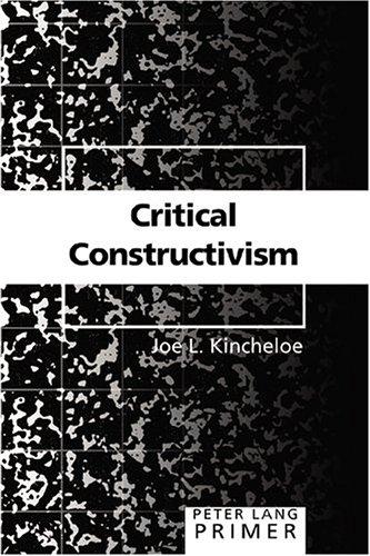 Critical Constructivism Primer 9780820476162