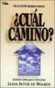 Cu L Camino? 9780829720396