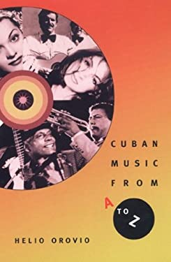 Cuban Music from A to Z-PB 9780822332121