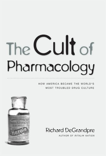 Cult of Pharmacology-CL 9780822338819
