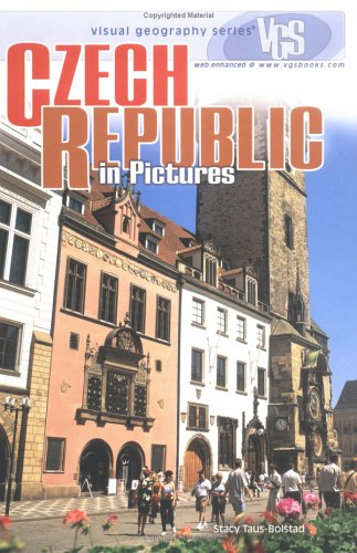 Czech Republic in Pictures 9780822546801