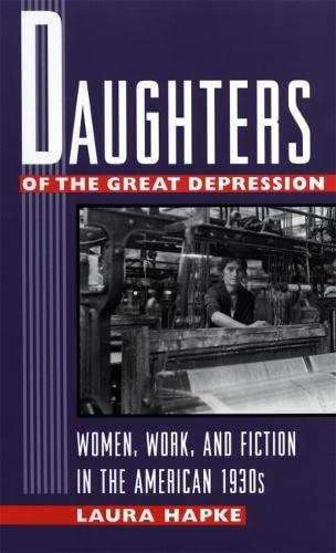 Daughters of the Great Depression 9780820319087