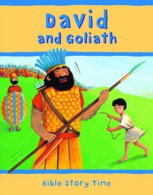 David and Goliath 9780825478352