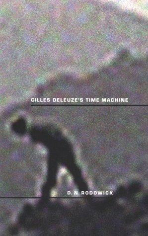 Gilles Deleuzes Time Machine 9780822319702