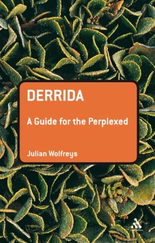 Derrida: A Guide for the Perplexed 9780826486011