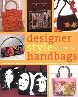 Designer Style Handbags (9780823012886) photo