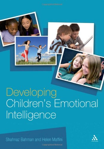 Developing Children's Emotional Intelligence 9780826499745