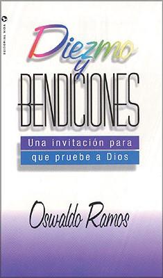 Diezmo y Bendiciones: Una Invitacion Para Que Pruebe A Dios 9780829704785
