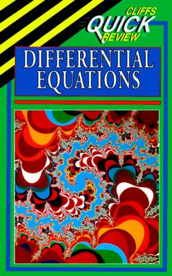 Differential Equations 9780822053200