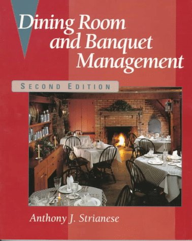 Dining Room and Banquet Management 9780827375666