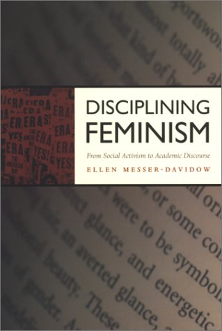 Disciplining Feminism-PB 9780822328438