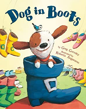 Dog in Boots 9780823423477