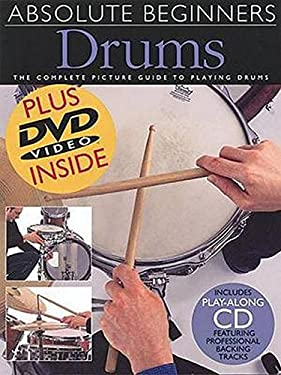 Drums [With CDWith Pull Out ChartWith DVD] 9780825629716