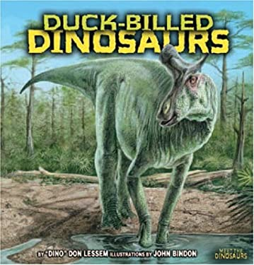 Duck-Billed Dinosaurs 9780822513698