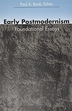 Early Postmodernism - PB 9780822316497