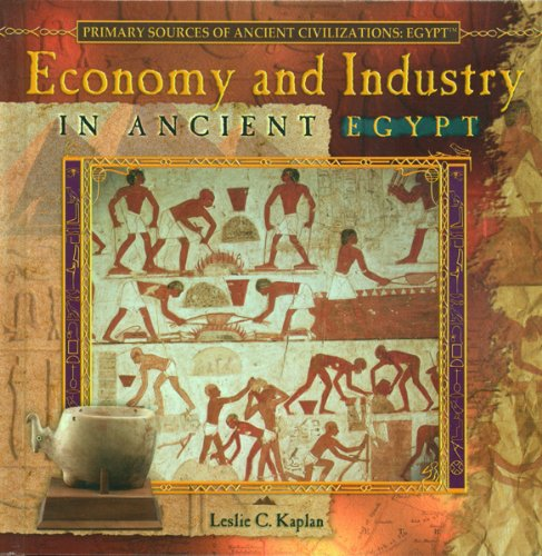 Economy and Industry in Ancient Egypt 9780823967865