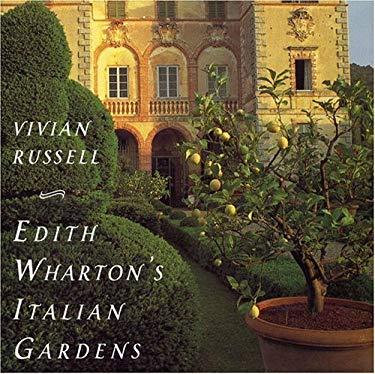 Edith Wharton's Italian Gardens 9780821223970