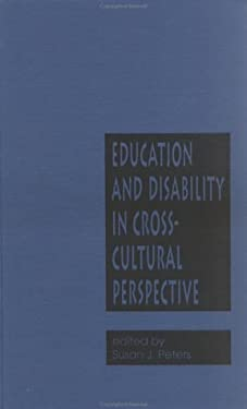 Education and Disability in Cross-Cultural Perspective 9780824069889