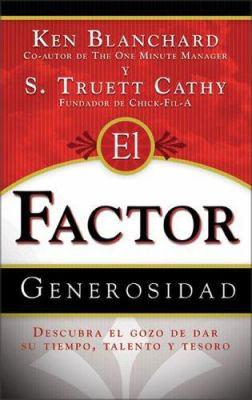 El Factor Generosidad 9780829738063