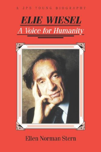 Elie Wiesel: A Voice for Humanity 9780827606166
