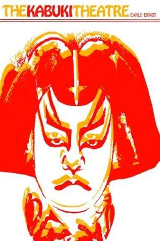 Ernst - Kabuki Theatre 9780824803193