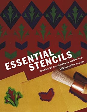 Essential Stencils: Includes 30 Ready-To-Use Stencils in Classic Designs 9780823016235