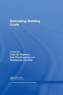 Estimating Building Costs By Calin M Popescu Kan