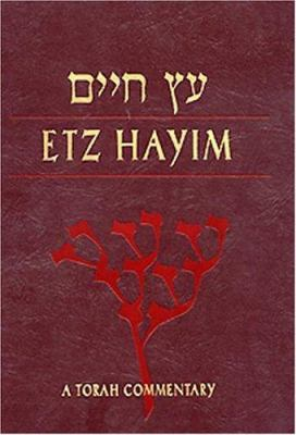 Etz Hayim-FL-Travel Size: Torah and Commentary 9780827608047