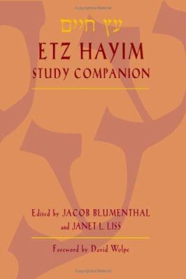 Etz Hayim Study Companion 9780827608221