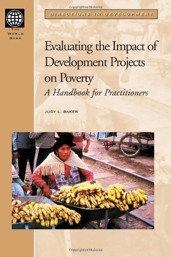 Evaluating the Impact of Development Projects on Poverty: A Handbook for Practitioners 9780821346976