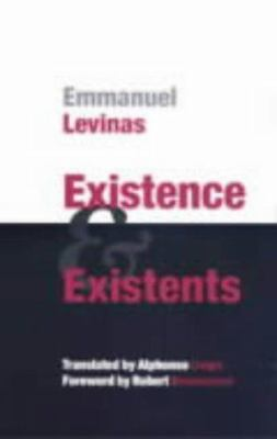 Existence and Existents 9780820703190