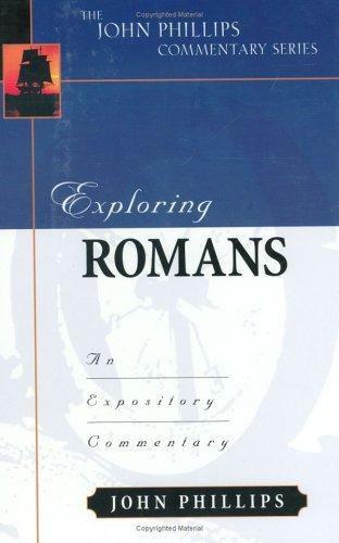 Exploring Romans 9780825434945