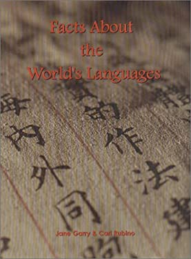 Facts about the World's Languages 9780824209704