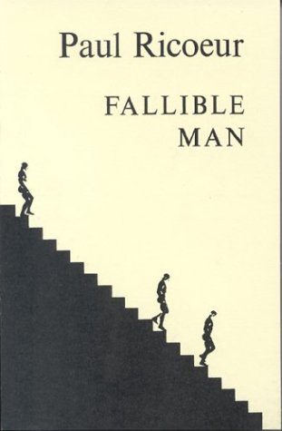 Fallible Man: Philosophy of the Will 9780823211517