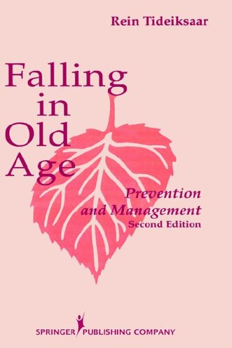 Falling in Old Age, 2nd Edition 9780826152916