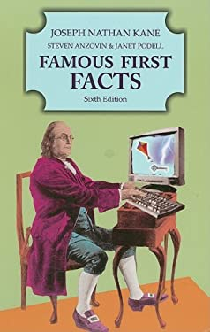 Famous First Facts 9780824210656