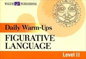 Figurative Language Level II 3586306