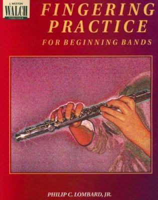Fingering Practice for Beginning Bands 9780825125744
