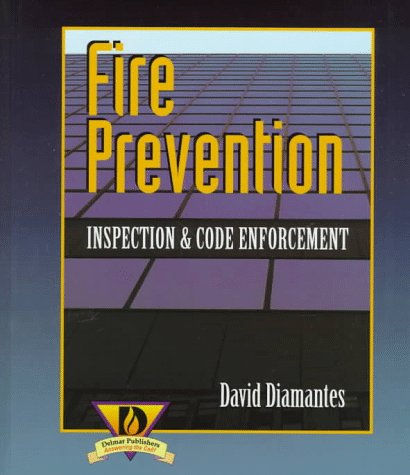 Fire Prevention: Inspection and Code Enforcement 9780827384125