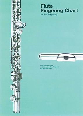 Flute Fingering Chart 9780825623813