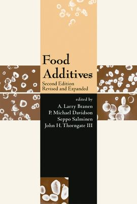Food Additives, Second Edition, 9780824793432