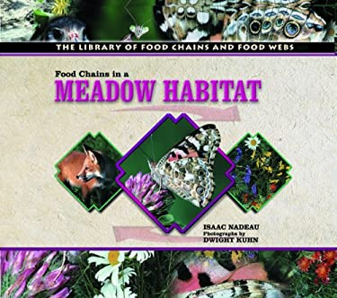 Food Chains in a Meadow Habitat 9780823957620