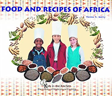 Food and Recipes of Africa 9780823952205