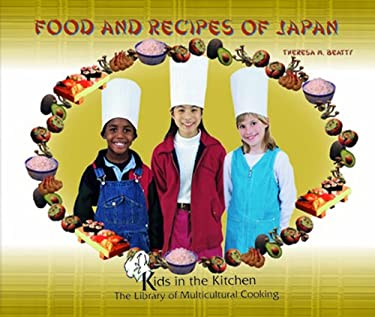 Food and Recipes of Japan 9780823953196