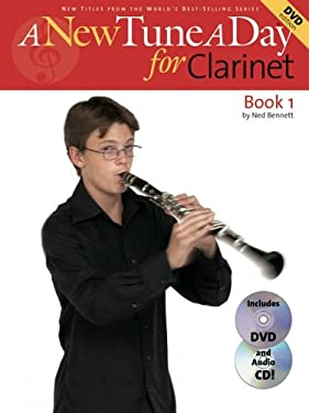 For Clarinet Book 1 [With CD and DVD] 9780825682087